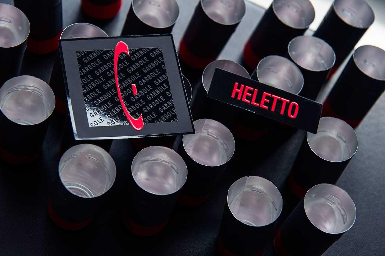 Garbole HELETTO - miglior vino rosso italiano